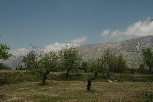 imagen 1 de Impresionante terreno en Guadalest