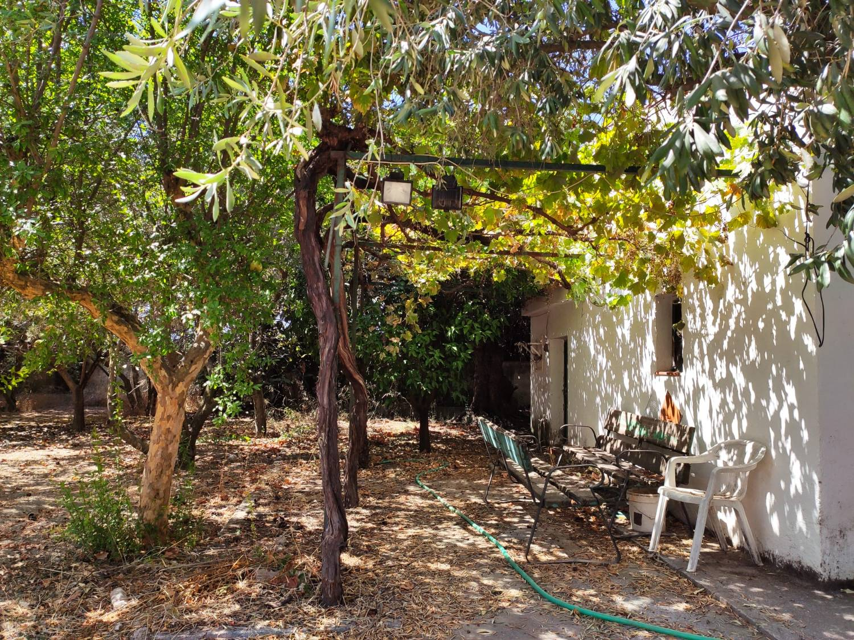 imagen 1 de Estupenda finca de recreo con vivienda en Alhendín