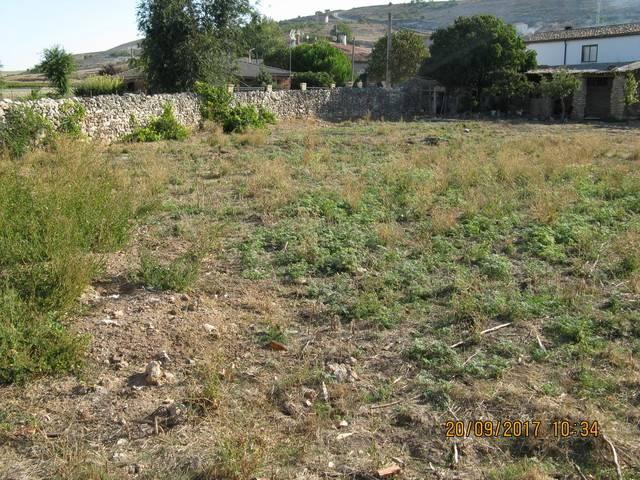 imagen 1 de Venta de parcela con pozo y palomar en Medinilla de la Dehesa (Burgos)
