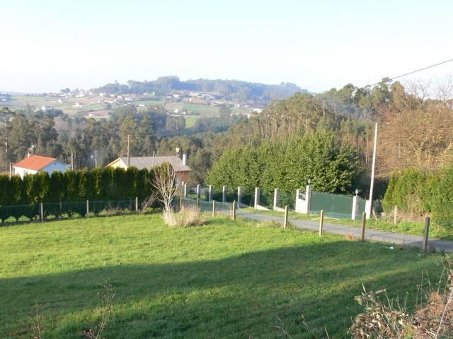 imagen 1 de Venta de estupenda parcela en Abegondo (La Coruña)