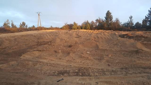 imagen 1 de Venta de terreno con buenas vistas en Cumial Ourense