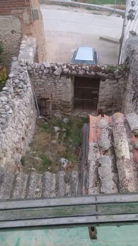 imagen 1 de Venta de casa con patio y bodega en Vertavillo (Palencia)