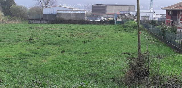 imagen 1 de Venta de terreno en A Pasaxe (Pontevedra)
