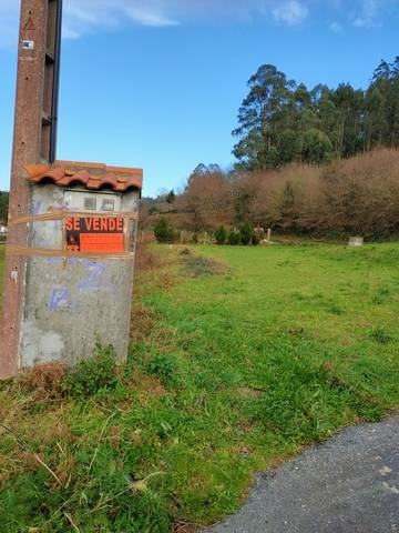 imagen 1 de Venta de terreno a 5 minutos de Pontevedra