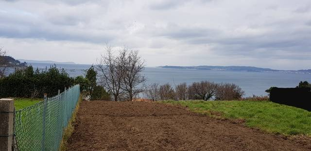 imagen 1 de Venta de terreno con vistas increíbles en Bueu (Pontevedra)