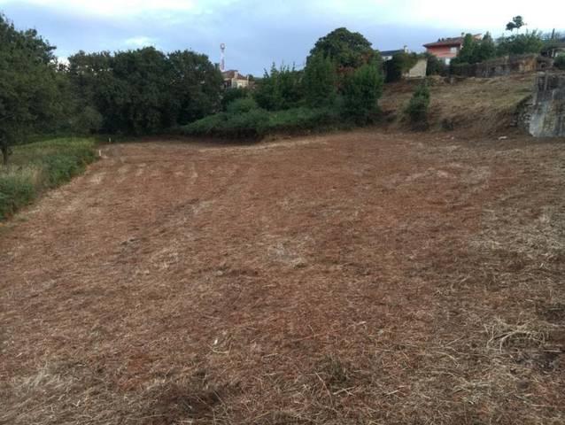 imagen 1 de Venta de terreno con buen acceso en Saians (Vigo)