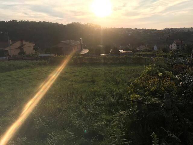 imagen 1 de Venta de terreno con buenas vistas en Bembrive (Pontevedra)