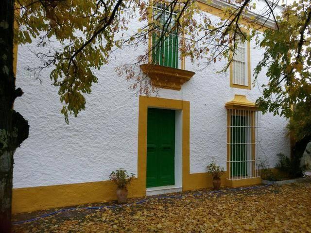 imagen 1 de Venta de finca con casa en Parque Natural (Sevilla)