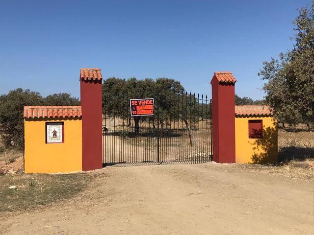imagen 1 de Venta de finca con cuadras para caballos en Castilblanco de los Arroyos