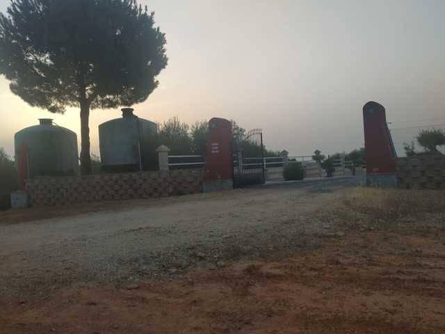 imagen 1 de Venta de finca con vivienda y boxes para caballos en Sevilla