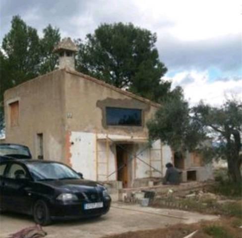 imagen 1 de Venta de terreno con vivienda en El raval de Crist