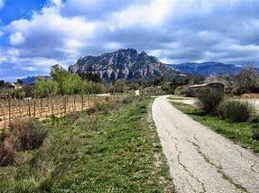 imagen 1 de Venta de finca con vistas espectaculares en Bot (Tarragona)