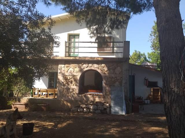 imagen 1 de Venta de casa rural con terreno en Santa Bárbara (Tarragona)