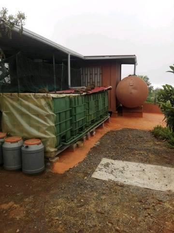 imagen 1 de Venta de finca con casa prefabricada en Tacoronte (Tenerife)