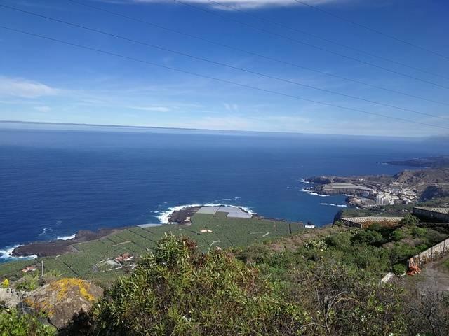 imagen 1 de Venta de finca con vistas increíbles al mar en Garachico (Tenerife)
