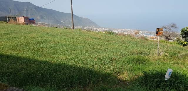 imagen 1 de Venta de terreno en Benijos (Tenerife)