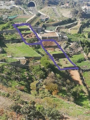 imagen 1 de Venta de terreno apto para edificación en Icod de Los vinos (Tenerife)