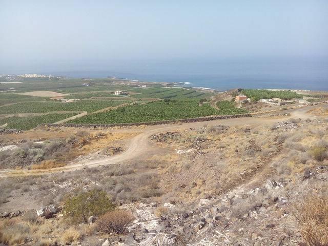 imagen 1 de Venta de terreno rústico en la costa de Alcalá (Tenerife)