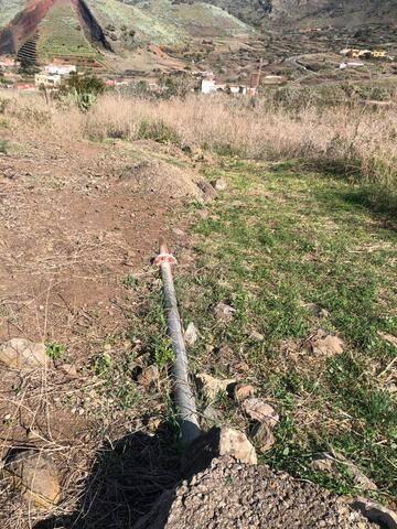 imagen 1 de Venta de finca rústica ideal para plantar viñedo en Buenavista del Norte