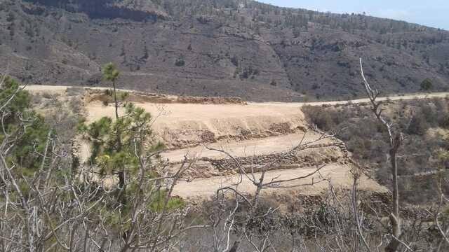 imagen 1 de Venta de terreno rústico en Arico (Tenerife)