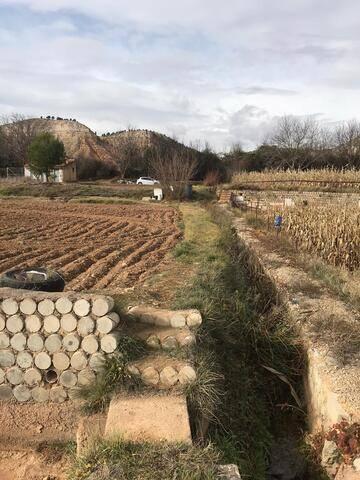 imagen 1 de Venta de terreno para cultivo en villastar (Teruel)