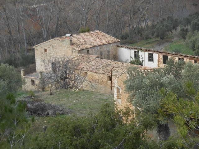 imagen 1 de Venta de espectacular finca con masía en Cretas (Teruel)