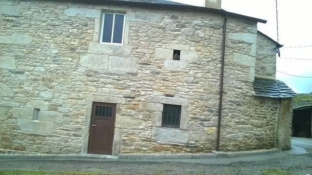 imagen 1 de Venta de casa rural con terreno en Ousa (Lugo)