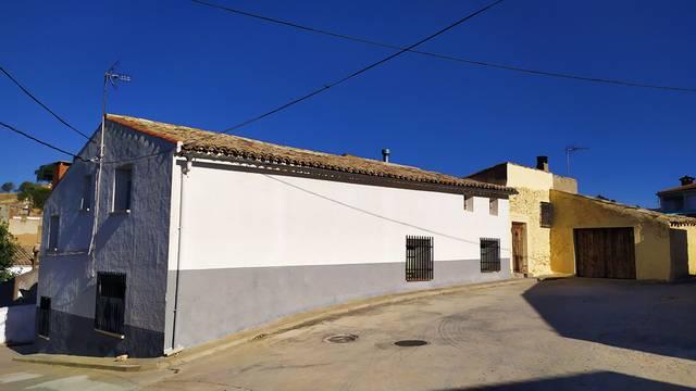 imagen 1 de Venta de casa rural en Belmontejo (Cuenca)