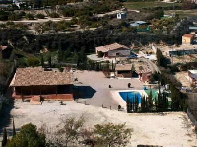 imagen 1 de Venta de casa de madera en el Garruchal (Murcia)