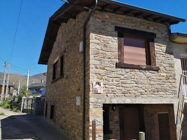 imagen 1 de Venta de casa rural en Vigo de Sanabria (Zamora)