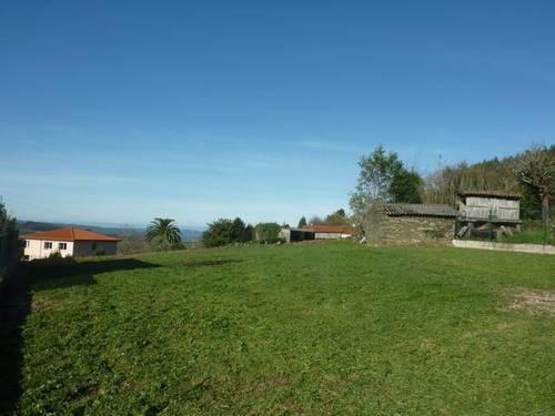 imagen 1 de Venta de preciosa finca en Cesuras (La Coruña)