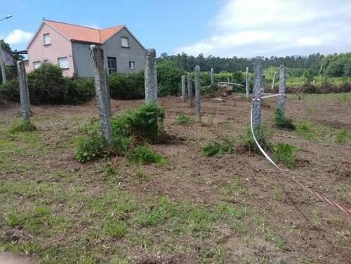 imagen 1 de Venta de parcela edificable en Vilanova de Arousa (Pontevedra)