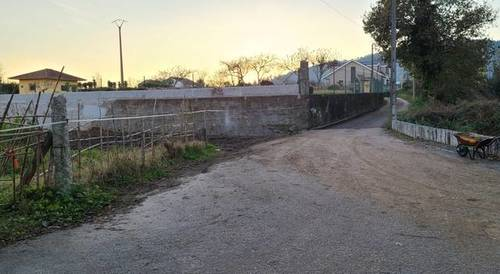 imagen 1 de Venta de terreno en Rúa da Gándara
