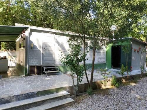 imagen 1 de Venta de parcela con casa prefabricada (Pontevedra)