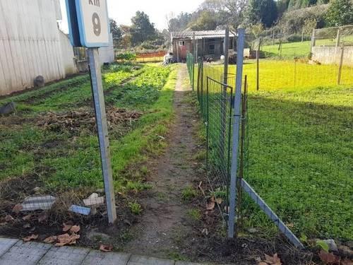 imagen 1 de Venta de terreno urbanizable en Cuntis (Pontevedra)