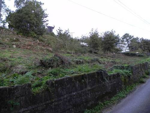 imagen 1 de Venta de terreno rústico en A Rabaleira (Pontevedra)