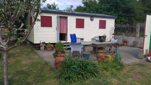 imagen 1 de Venta de finca con Mobile Home en Mourente