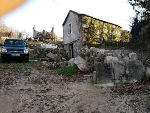 imagen 4 de Venta de terreno con casa en Mondariz (Pontevedra)