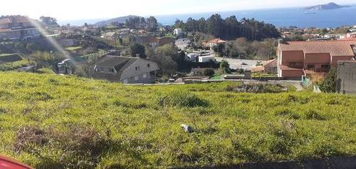 imagen 3 de Venta de terreno con buenas vistas en Priegue (Pontevedra)