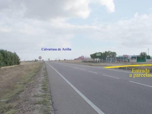 imagen 1 de Venta de parcela en Calvarrasa de Arriba (Salamanca)