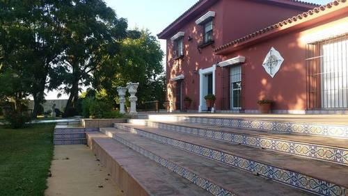 imagen 3 de Venta de finca rural de lujo en Coria del Río (Sevilla)