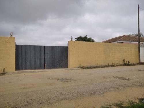 imagen 1 de Venta de parcela vallada en Almensilla (Sevilla)