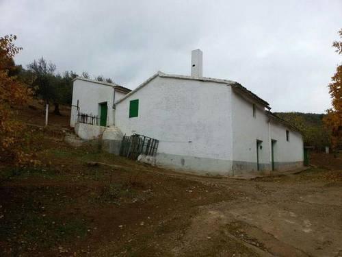 imagen 3 de Venta de finca con casa en Parque Natural (Sevilla)