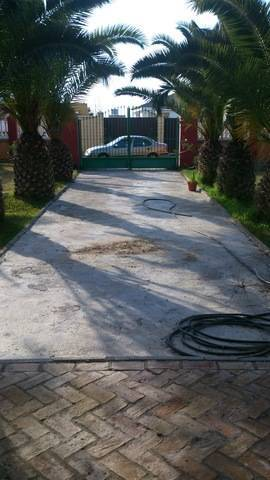 imagen 3 de Venta de parcela con chalet y zona ajardinada en Carmona