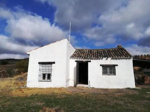 imagen 1 de Venta de finca con casa en plena naturaleza (Villanueva de San Juan)