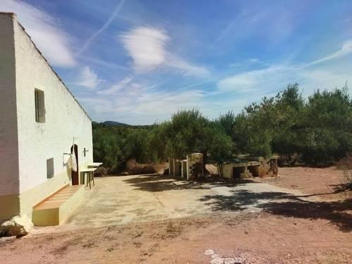 imagen 1 de Venta de finca con casa rural en Camarles (Tarragona)