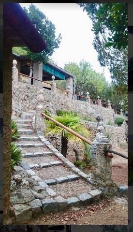 imagen 1 de Venta de finca con vistas a la montaña en Alforja