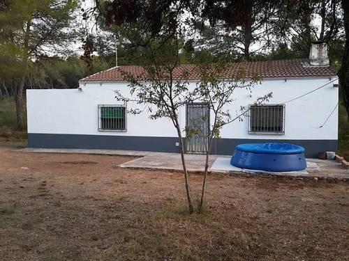 imagen 1 de Venta de casa rural con terreno en La Juncosa de Montmell