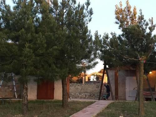 imagen 1 de Venta de casa rural con terreno en Gandesa