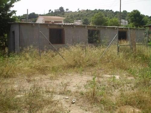imagen 1 de Venta de finca rústica con pequeña construcción en La Bisbal del Penedés (Tarragona)